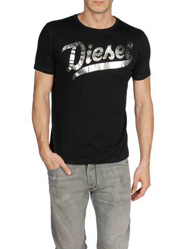 DIESEL - Short sleeves - T-ATACA2-R 0091B