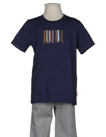 PAUL SMITH JUNIOR - Short sleeve t-shirt