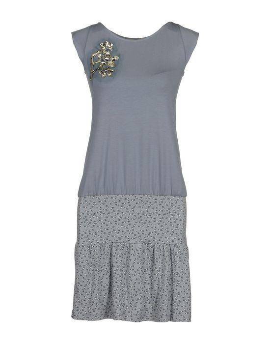 Фото JUST FOR YOU Короткое платье. Купить с доставкой