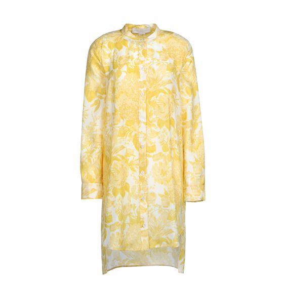 Stella McCartney, Citrus Toile De Jouy Print Suzie Shirt