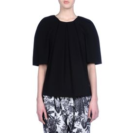 STELLA McCARTNEY, Short Sleeved, Compact Jersey Short sleeved Top