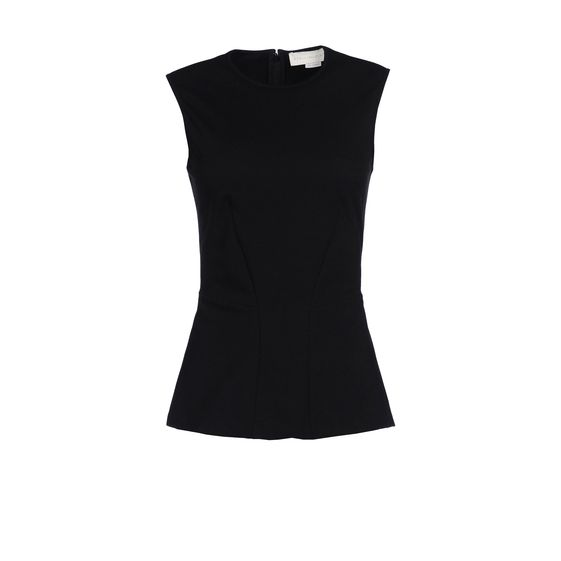 Stella McCartney, Compact Jersey Sleeveless Top
