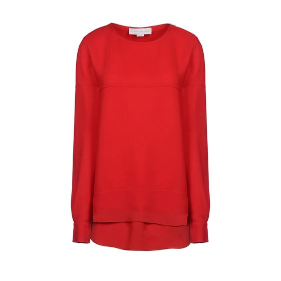 Stella McCartney, Romley Top - Top in Cady
