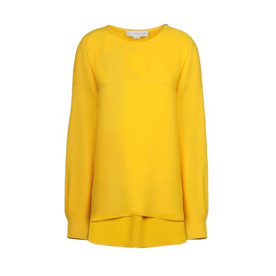Stella McCartney, Top Romley aus Mix-Cady