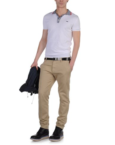DSQUARED2 - Maglia collo a polo
