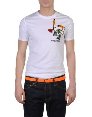 DSQUARED2 Short sleeve t-shirt U S71GD0014S21441 f