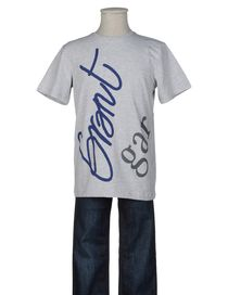 GRANT GARÇON - Short sleeve t-shirt