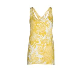 STELLA McCARTNEY, Tanks & Camis, Citrus Toile De Jouy Print Fawcett Top