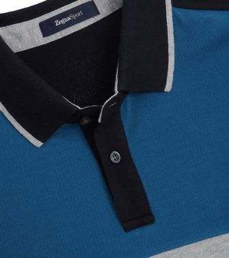 Polo shirt  ZEGNA SPORT
