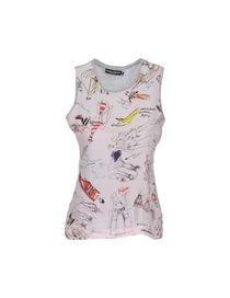 DOLCE & GABBANA - Sleeveless t-shirt