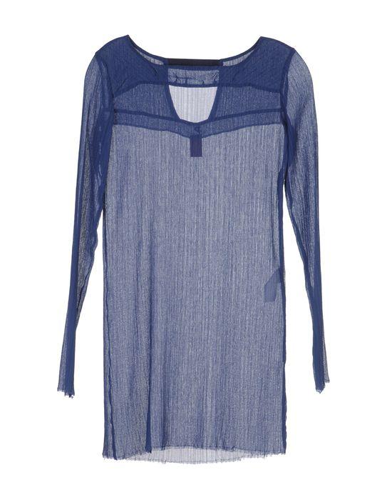 Фото DONDUP Короткое платье. Купить с доставкой