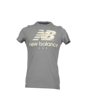 NEW BALANCE - Short sleeve t-shirt