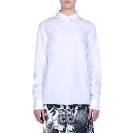 STELLA McCARTNEY, Shirt, White Washed Poplin Rosaline Shirt