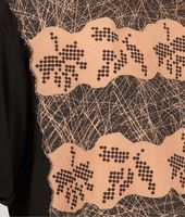 Bottega Veneta® Studded Viscose Crepe Printed Top