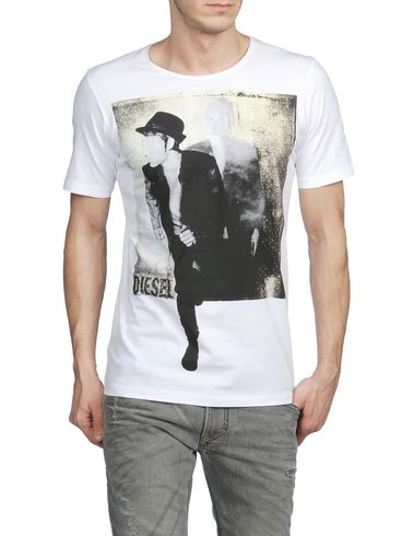 T-shirts &amp; Tops DIESEL: T7-MAN