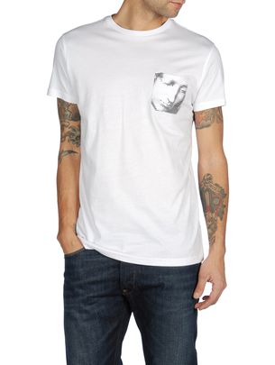 T-shirts & Tops 55DSL: LWLIES SCULPTURE