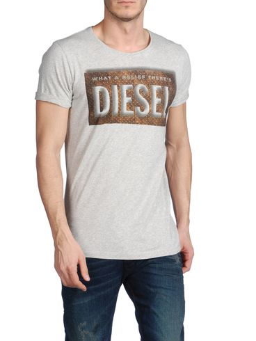 DIESEL - Maniche corte - T7-DIESEL