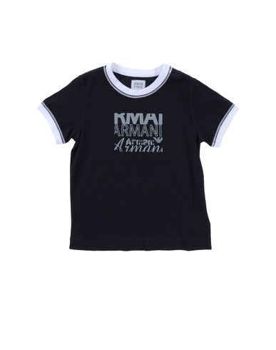 ARMANI JUNIOR - Short sleeve t-shirt