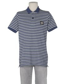 STONE ISLAND JUNIOR - Polo shirt