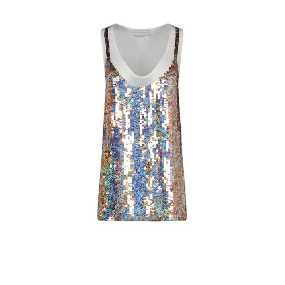 Stella McCartney, Tank Top aus Seide