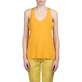 STELLA McCARTNEY, Strapless, Jersey Vest