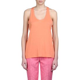STELLA McCARTNEY, Strapless, Jersey Tank