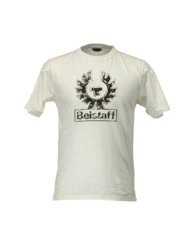 BELSTAFF - Short sleeve t-shirt
