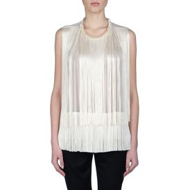 STELLA McCARTNEY, Top, Columbia Top - Top Calico in Chiffon