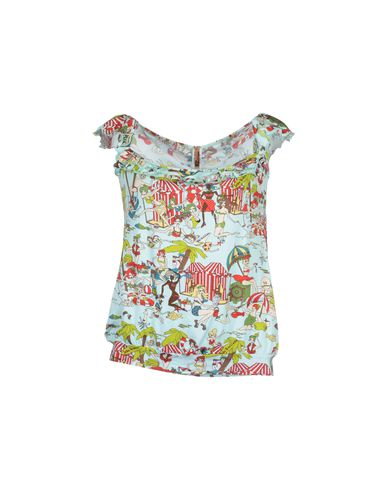 JOHN GALLIANO BEACHWEAR - T-shirt