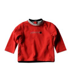 ARMANI JUNIOR - Long-sleeve t-shirt