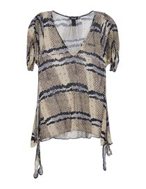 JUST CAVALLI BEACHWEAR - T-shirt manches courtes
