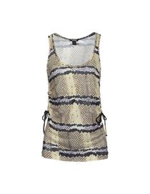 JUST CAVALLI BEACHWEAR - Sleeveless t-shirt