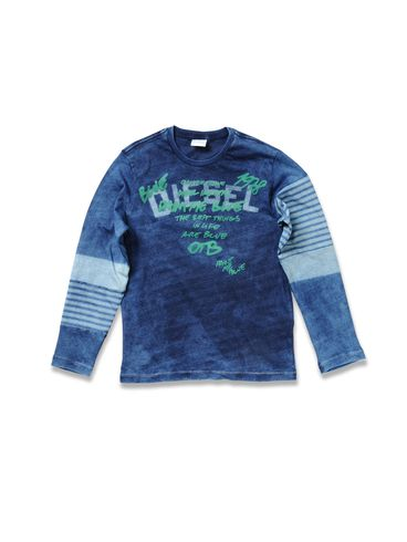 T-shirts &amp; Tops DIESEL: TERIRY