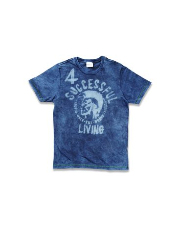 DIESEL - T-Shirt - TEINY SLIM