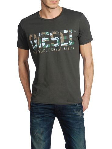 DIESEL - Short sleeves - T-DARR-R