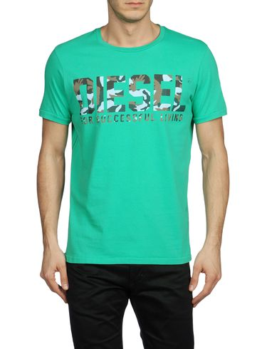 T-shirts &amp; Tops DIESEL: T-DARR-R