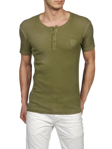 T-shirts & Hauts DIESEL: T-DISTILLATION-S