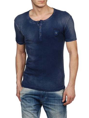 T-shirts &amp; Hauts DIESEL: T-DISTILLATION-S