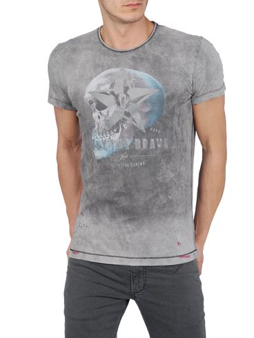 DIESEL - Short sleeves - T-VERTIGO-RS