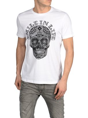 T-shirts &amp; Hauts DIESEL: T-HISS-R