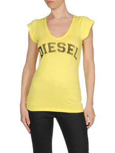 DIESEL - Short sleeves - T-PORTULA-Z