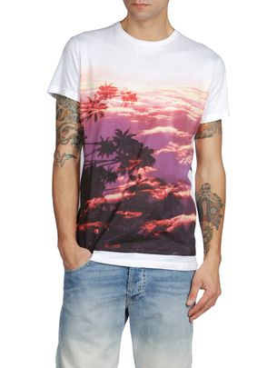 T-shirts &amp; Hauts 55DSL: T-SHADE