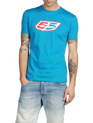 T-shirts &amp; Tops 55DSL: LOGOCLASSIC