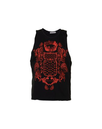 PIERRE BALMAIN - Sleeveless t-shirt