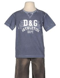 D&G JUNIOR - T-shirt
