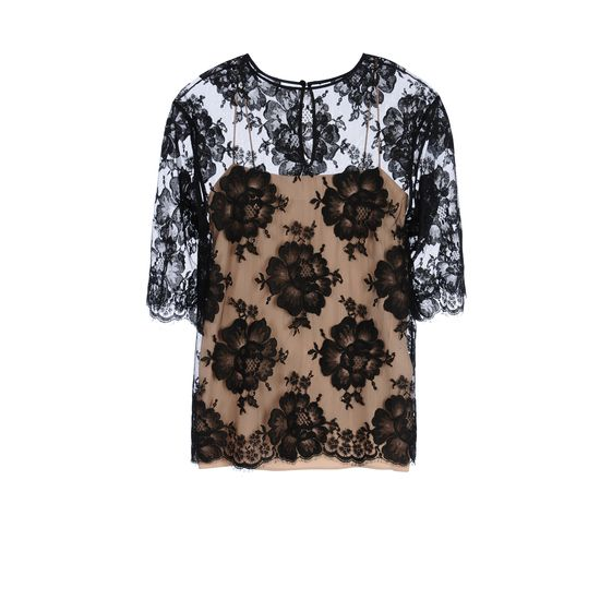 Stella McCartney,  Cotton Lace Aurbrey Top