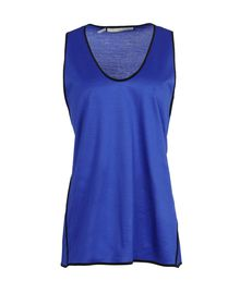 Sleeveless t-shirt - AQUILANO-RIMONDI