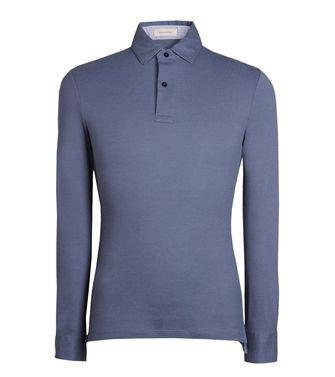 Polo de manga larga  ERMENEGILDO ZEGNA