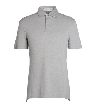 Polo de manga corta  ERMENEGILDO ZEGNA