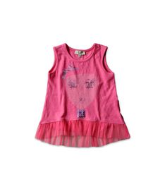 ARMANI JUNIOR - Tank top